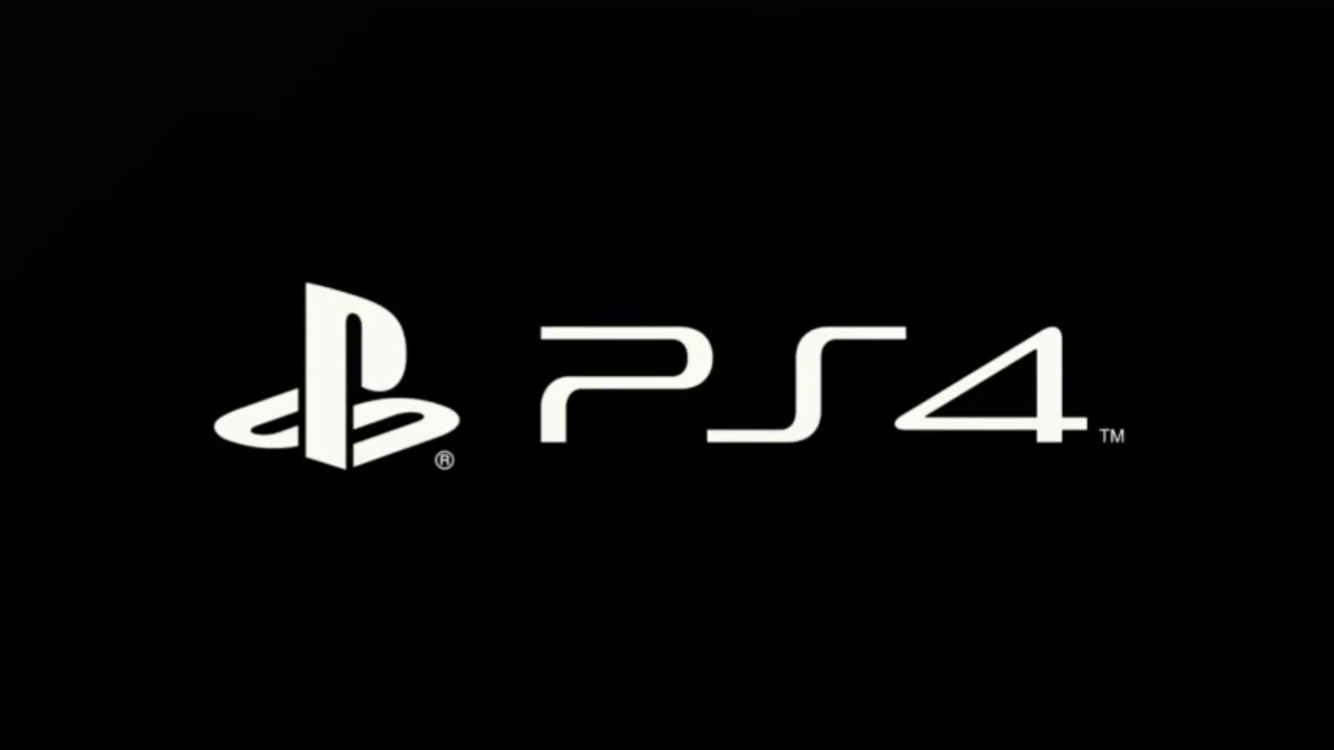 PlayStation 4 PS4 Logo