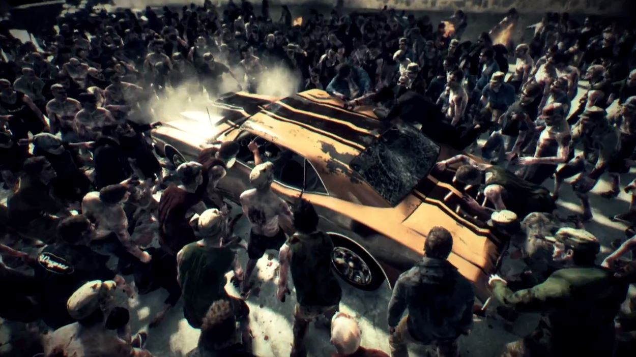 Dead Rising 3 in-game