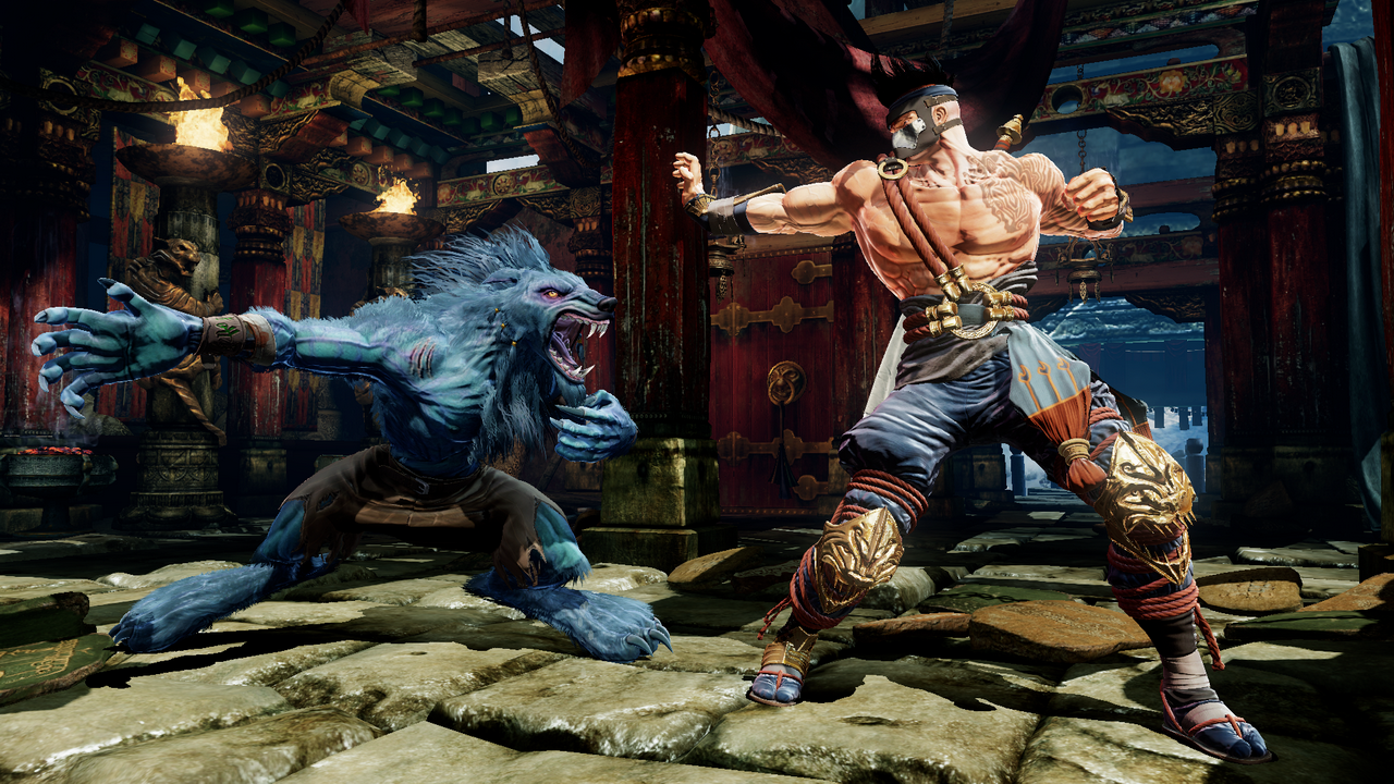 Killer Instinct Saberwulf Jago