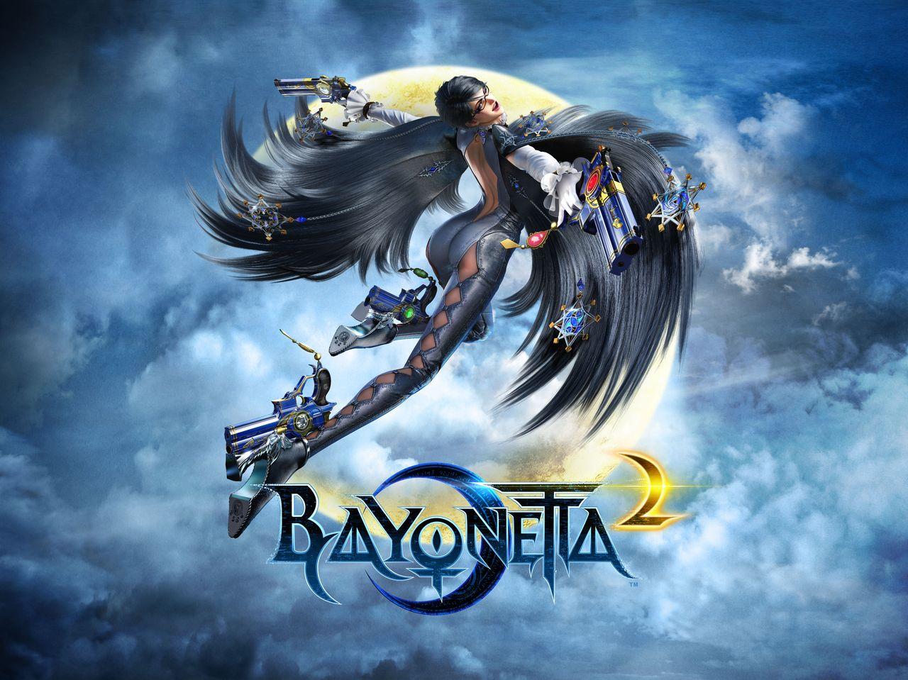 Bayonetta 2 Wii U Platinum Games