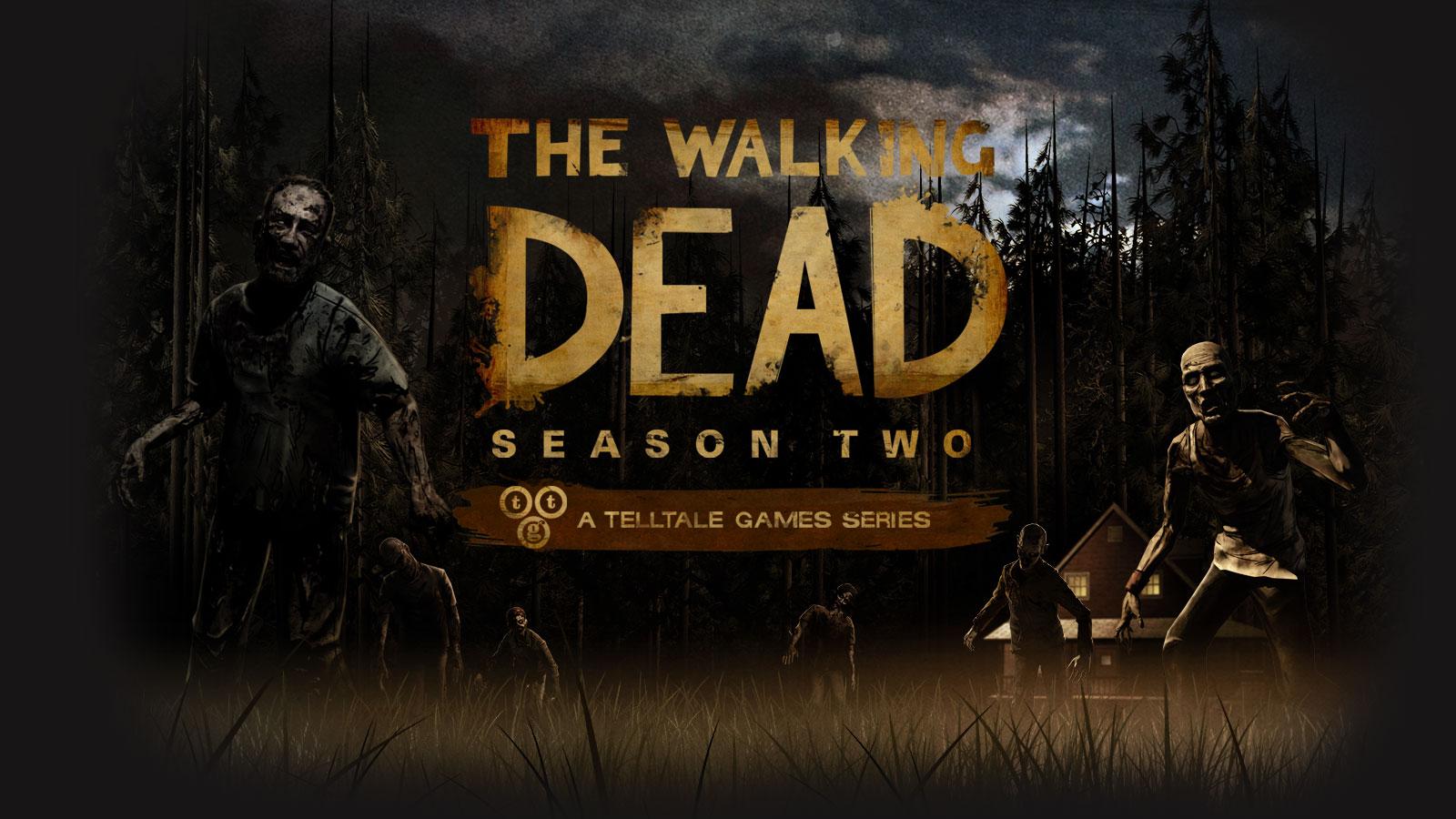 The Walking Dead season 2 Telltale Games