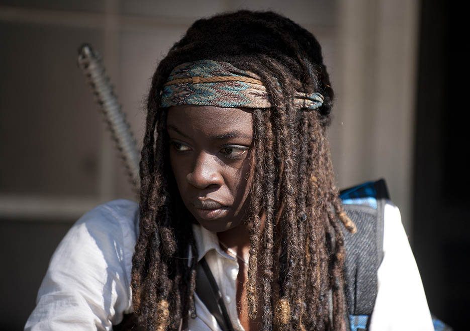 The Walking Dead 4x11 Claim