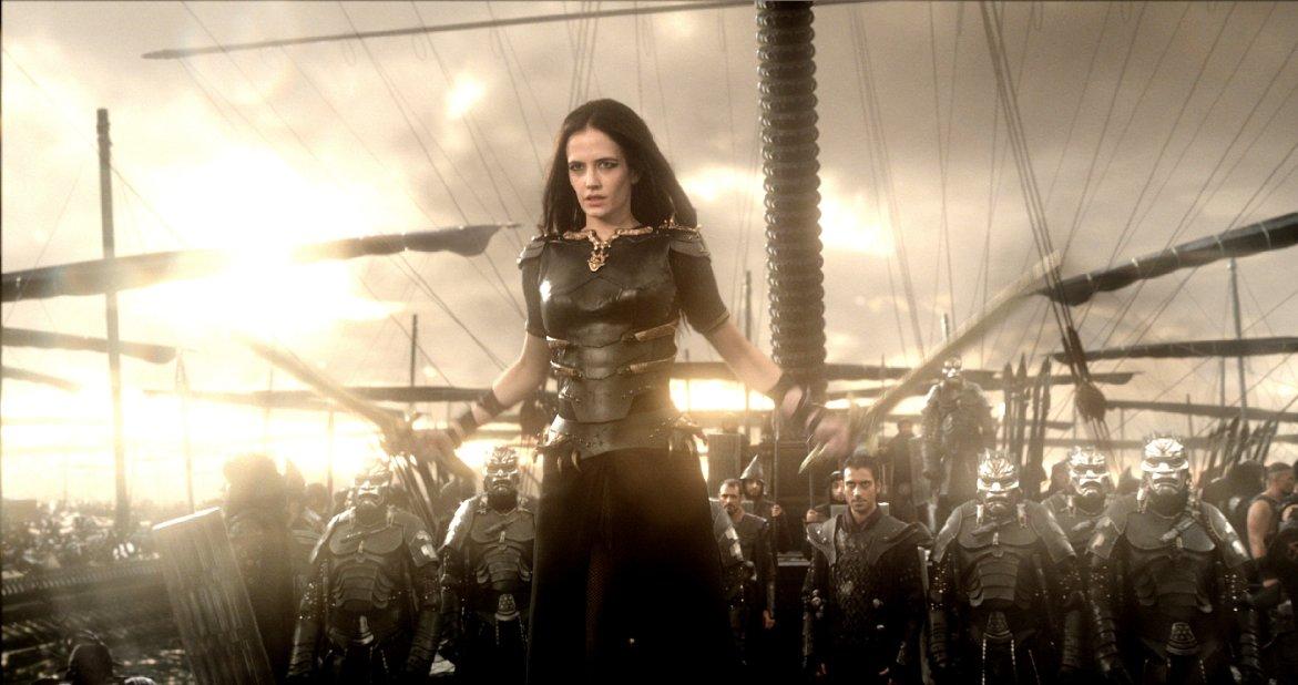 300 Origen de un Imperio - Artemisia y su armada
