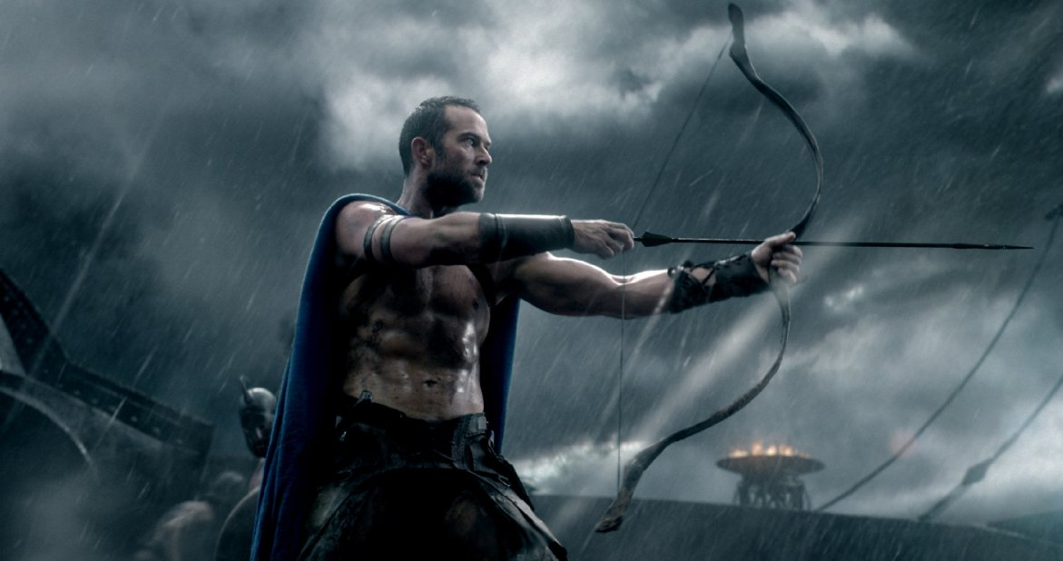 300 Origen de un Imperio - Themistokles arco