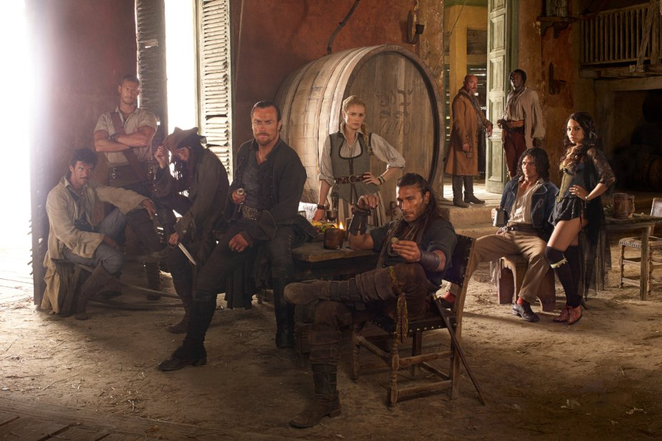 Black Sails - Cast