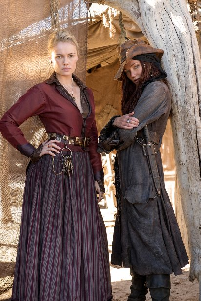 Black Sails - Eleanore, Bonny