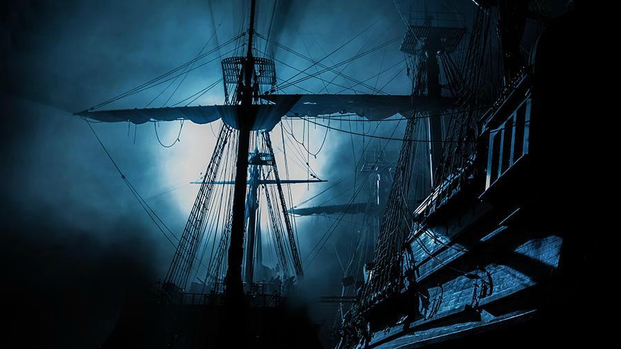 Black Sails temporada 1 batalla naval Flint armada inglesa