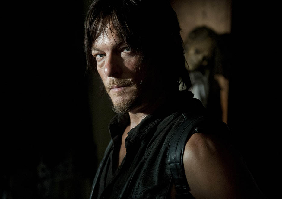 The Walking Dead 4x12 Daryl Dixon