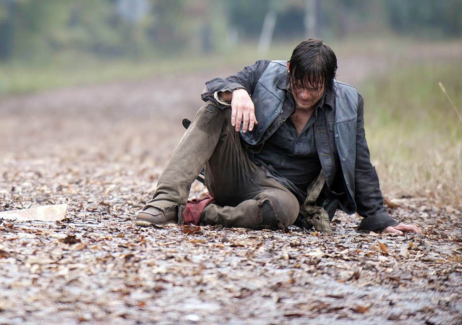 The Walking Dead 413 Daryl
