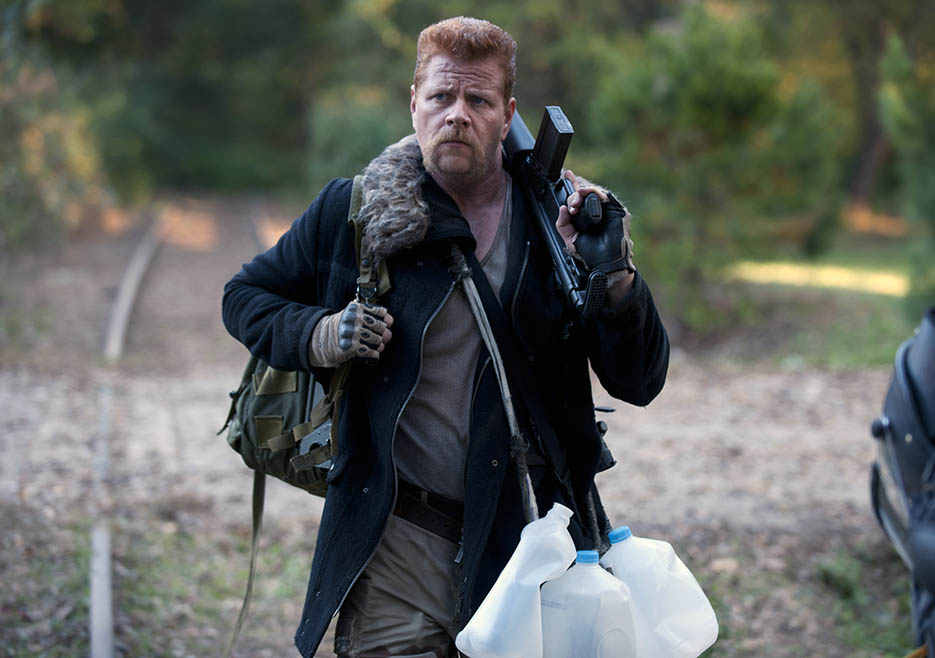 The Walking Dead Review Ford Cuarta Temporada serie zombi