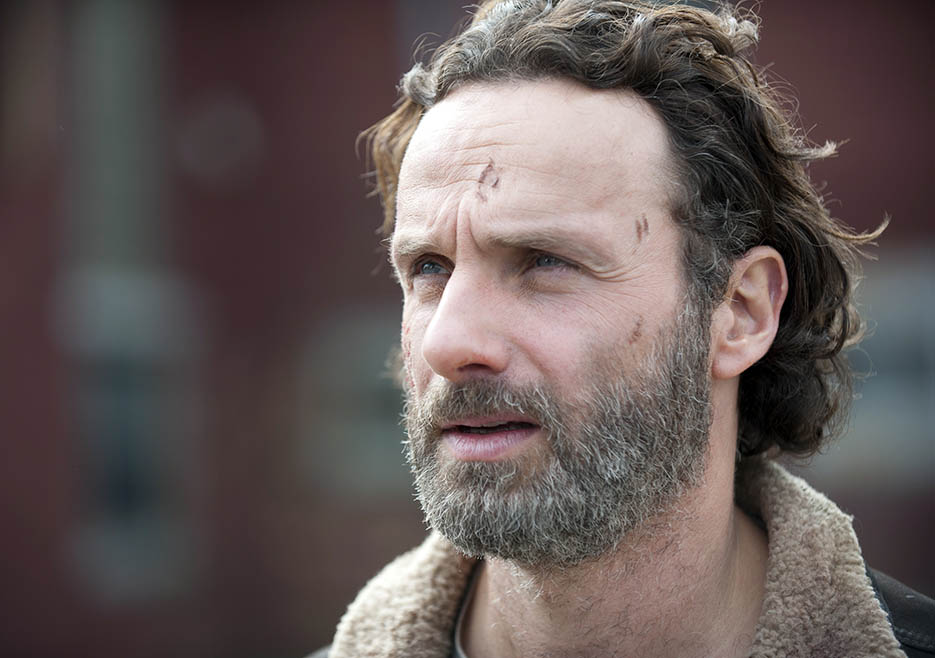 The Walking Dead 416 Season Finale Temporada 4 Rick Grimes