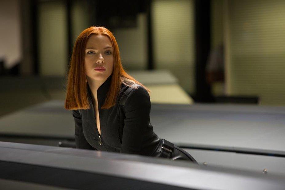Capitan America El Soldado de Invierno película Marvel Vengadores Natasha Romanoff Scarlett Johansson