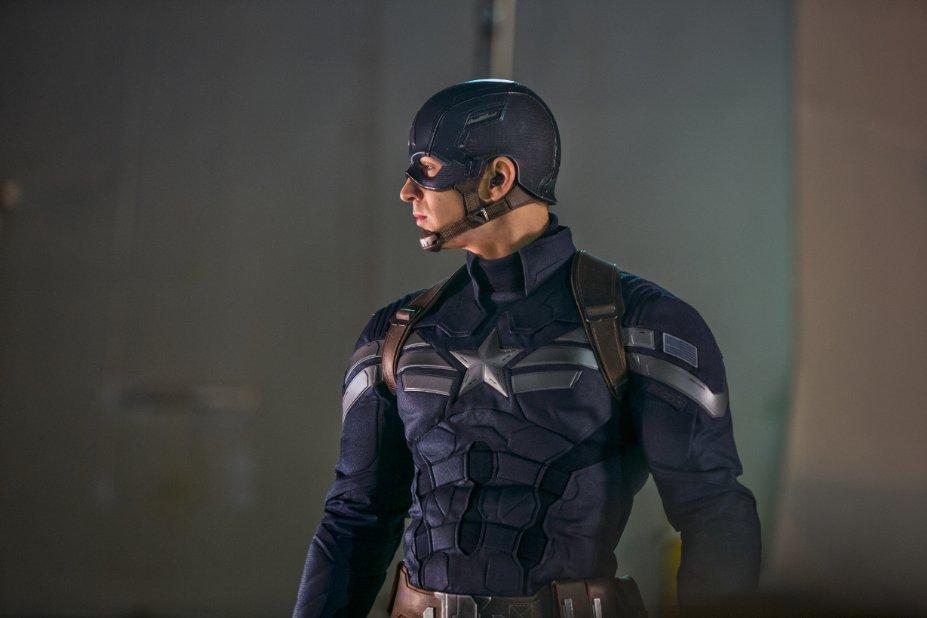 Capitan America El Soldado de Invierno película Marvel Vengadores