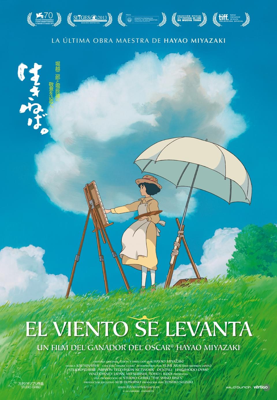 Ultima película Ghibli de Hayao Miyazaki
