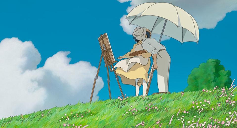 El viento se levanta de Hayao Miyazaki Studio Ghibli