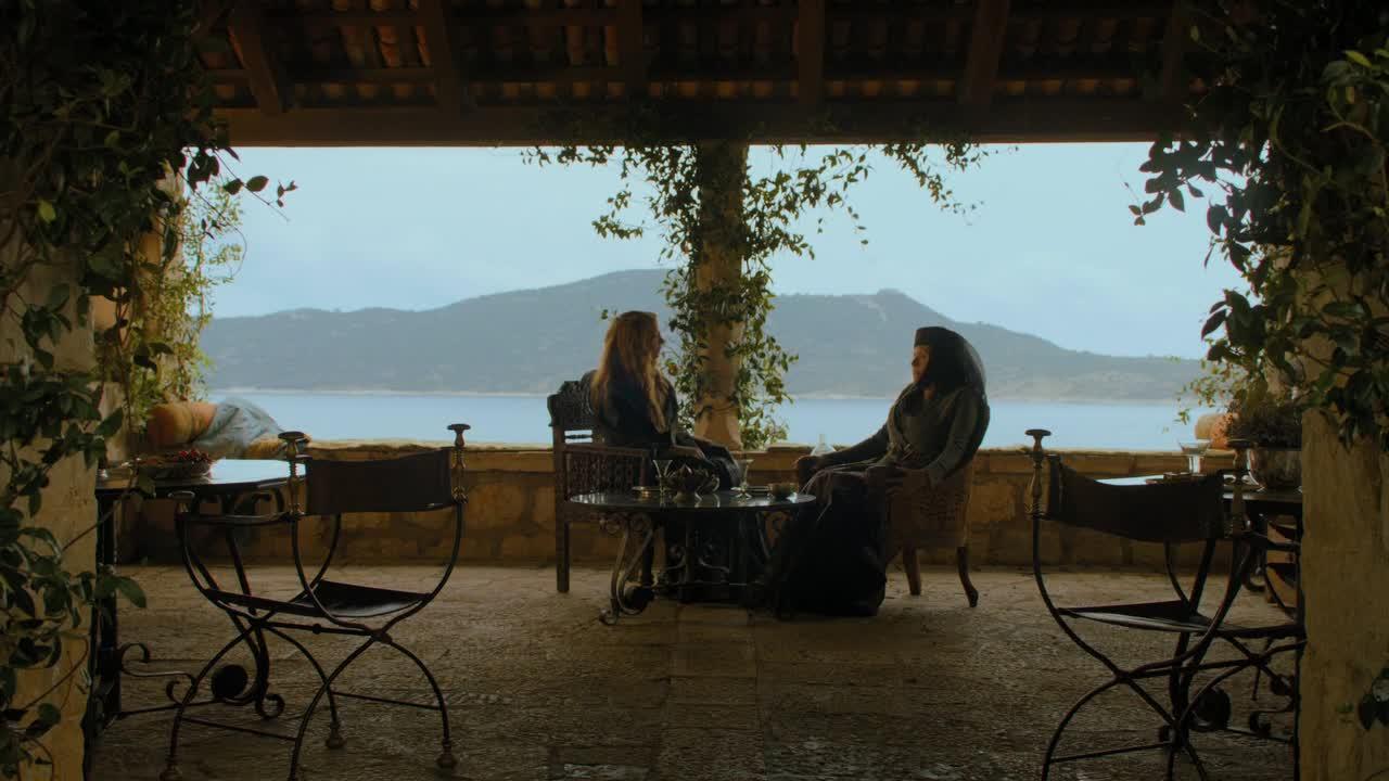 Juego de Tronos Game of Thrones Capítulo 4 Oathkeeper familia Tyrell