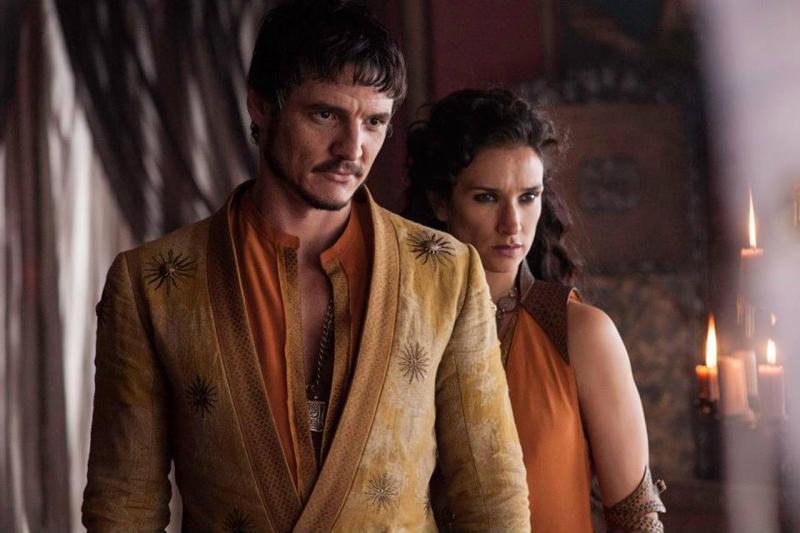Juego de Tronos Temporada 4 Oberyn Martell Two Swords