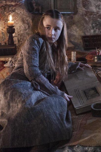 Juego de Tronos Temporada 4 Capítulo 3 Shireen Baratheon