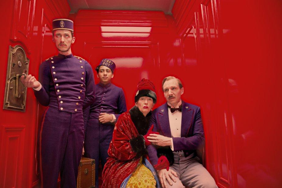 El Gran Hotel Budapest, crítica de cine película de Wes Anderson