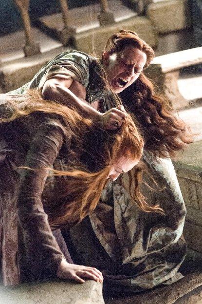Game of Thrones, serie de George R. R. Martin adaptada por HBO