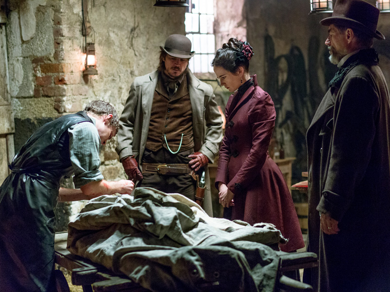 Penny Dreadful primera temporada capítulo 1 resumen