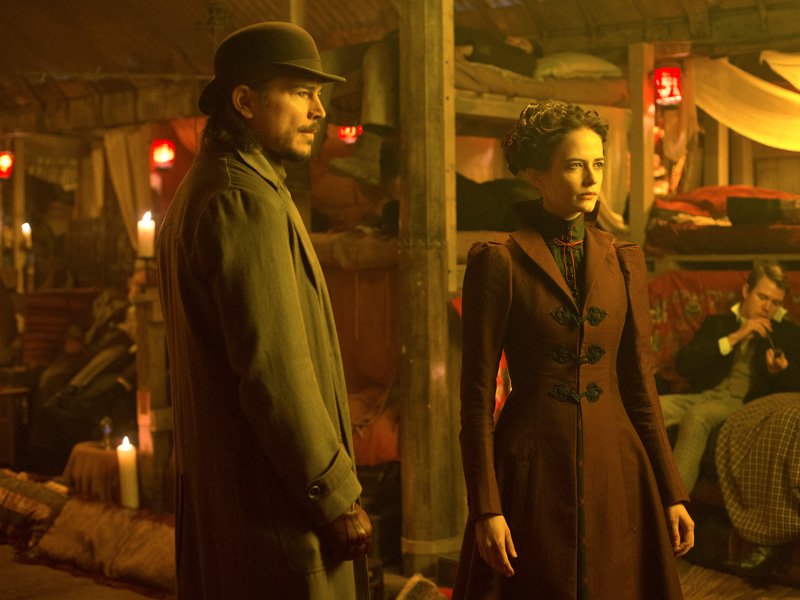 Penny Dreadful crítica de la serie de Showtime