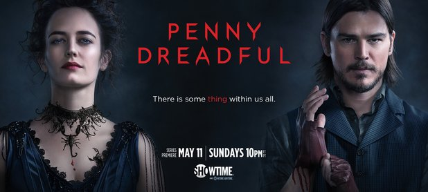 Penny Dreadful serie americana con Eva Green, Josh Hartnett, Billie Piper