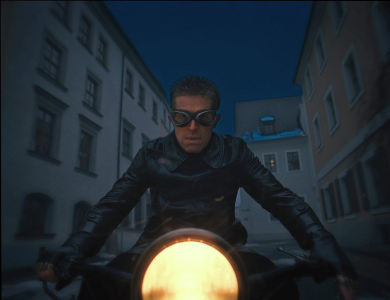 El Gran Hotel Budapest crítica cine