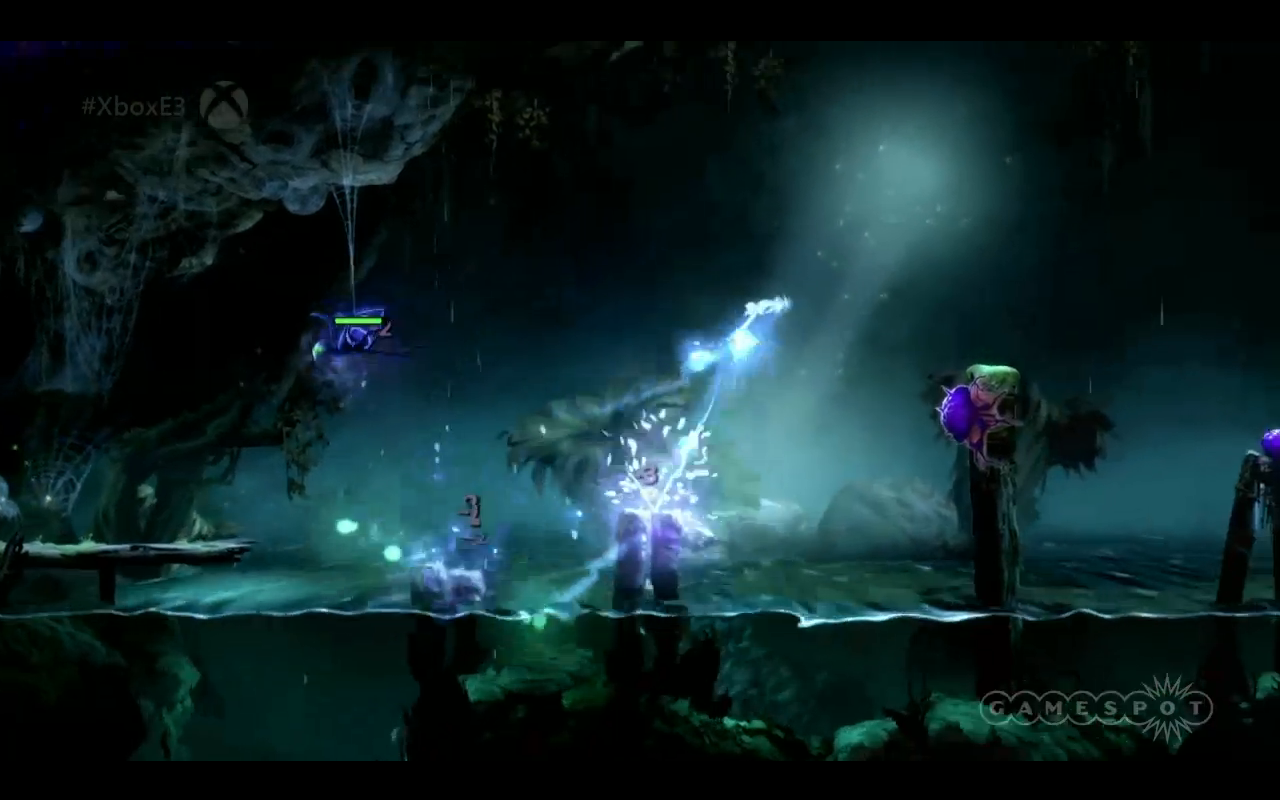 Ori and the Blind Forest E3 2014