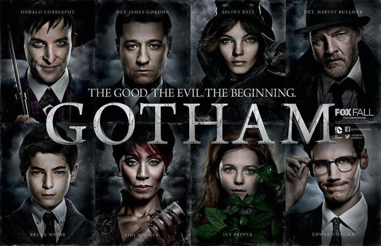Gotham, serie sobre Batman y su infancia