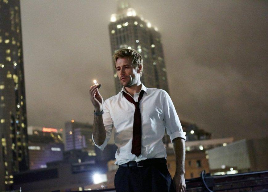 Crítica del primer capítulo de la serie Constantine