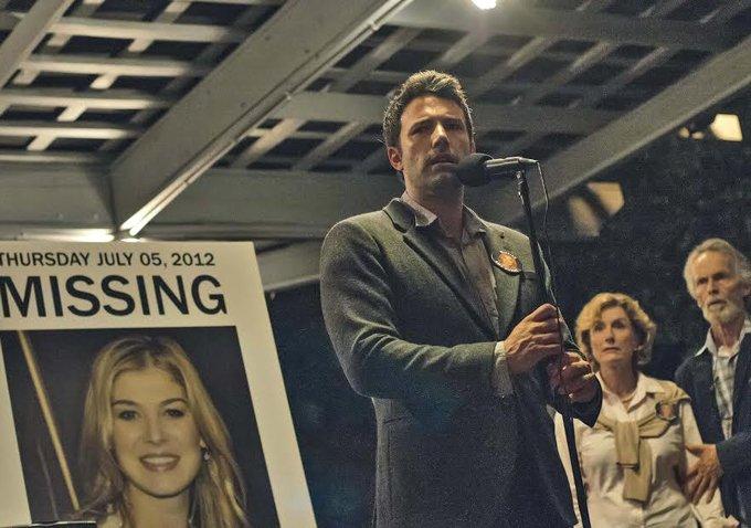 Crítica de la película Gone Girl de David Fincher y con Ben Affleck