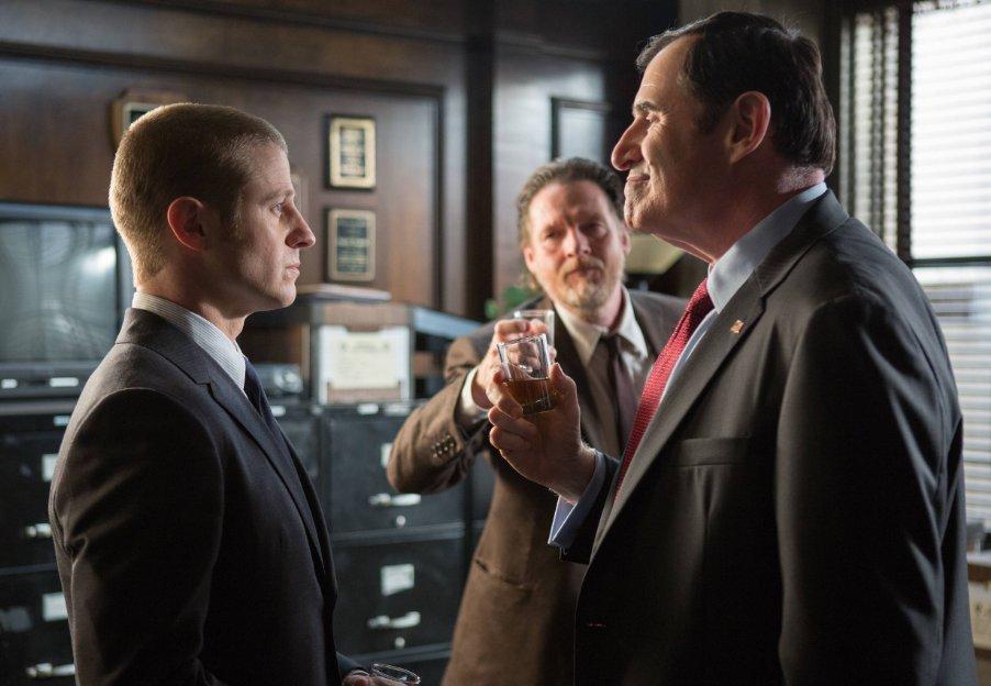 Resumen de la serie Gotham, sobre Jim Gordon y Bruce Wayne