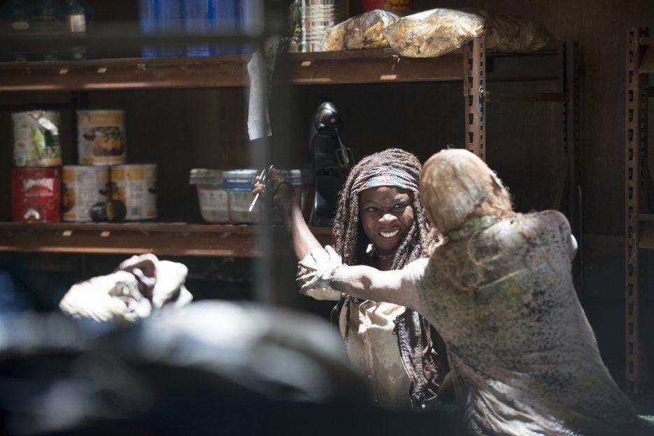 Resumen de la serie The Walking Dead