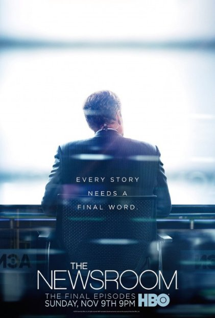 Resumen de la tercera temporada de The Newsroom de Aaron Sorkin