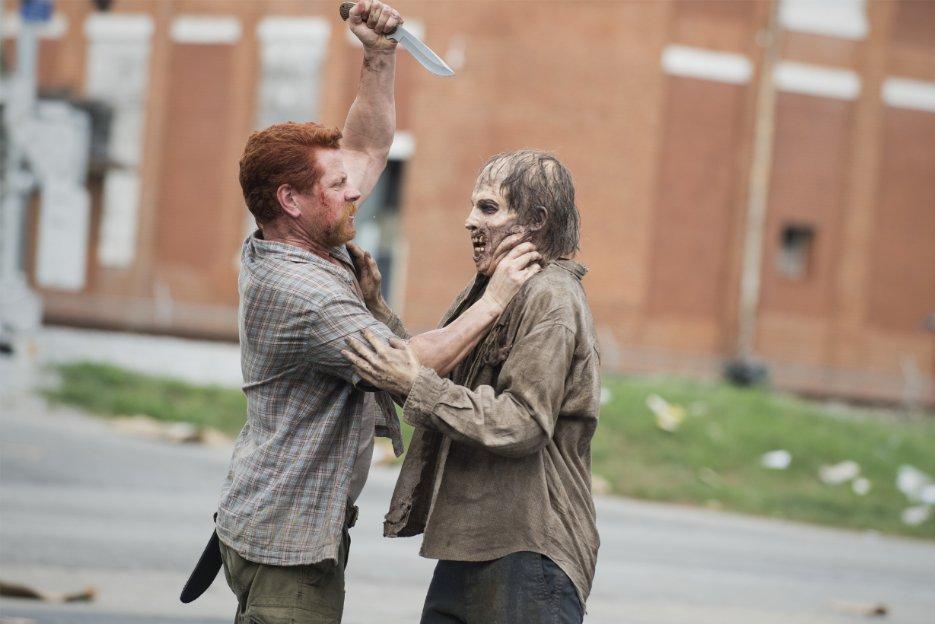 Resumen de la temporada 5 de The Walking Dead en español