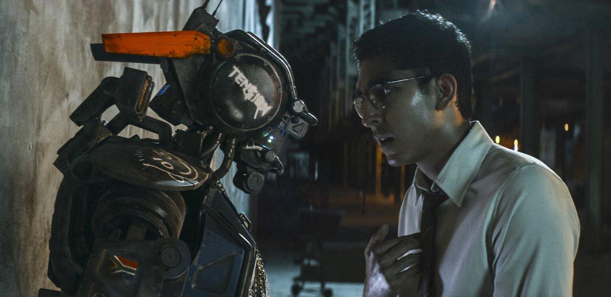 Crítica de la película Chappie del director Neill Blomkamp