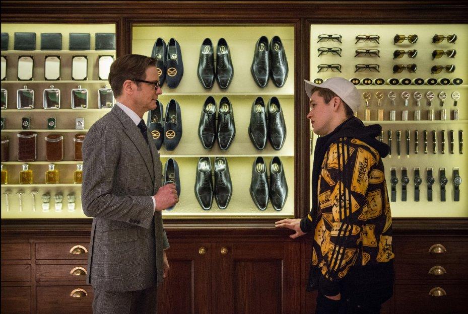 Crítica de la película Kingsman Servicio Secreto. Película realizada por Matthew Vaughn
