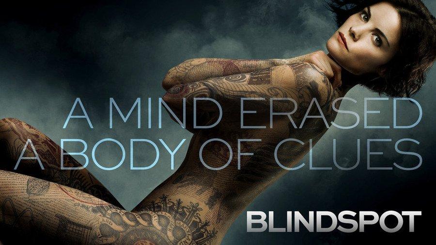 Reseña de la serie Blindspot