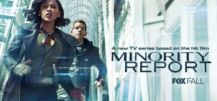 Reseña de la serie Minority Report