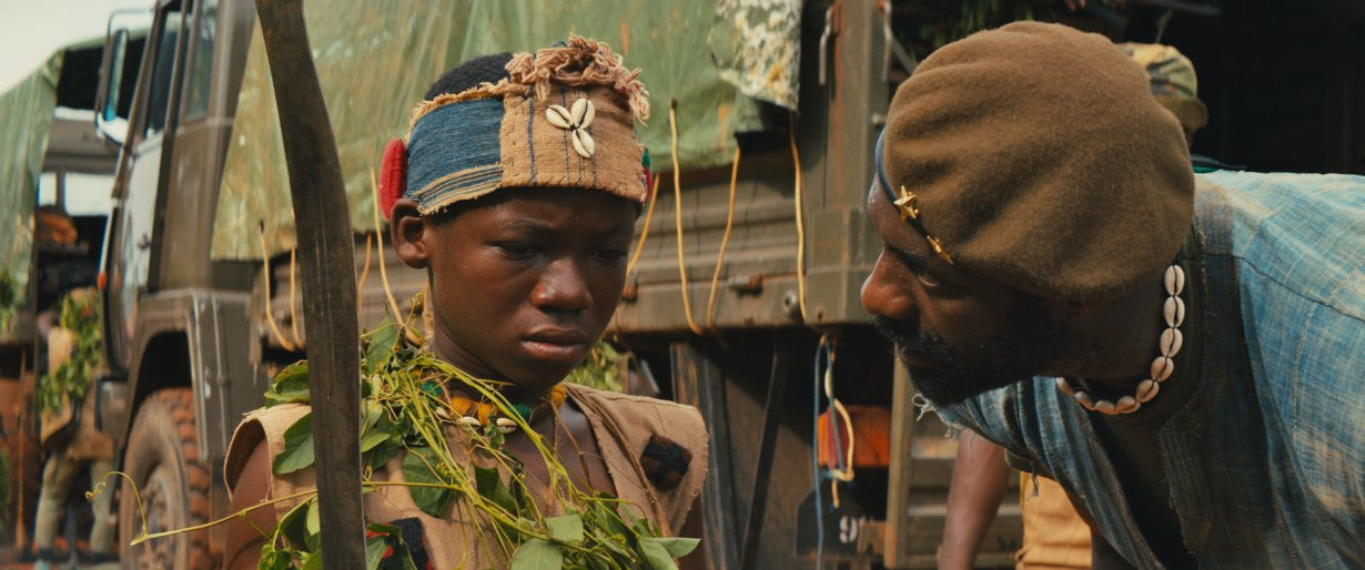 Crítica de la película Beasts of No Nation