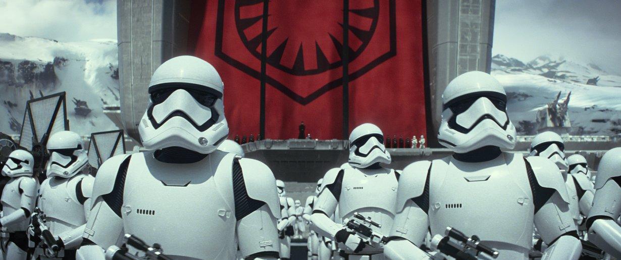 Star Wars el despertar de la Fuerza - Stormtrooper
