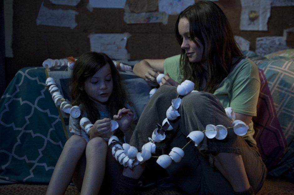 La habitación - Brie Larson, Jacob Tremblay