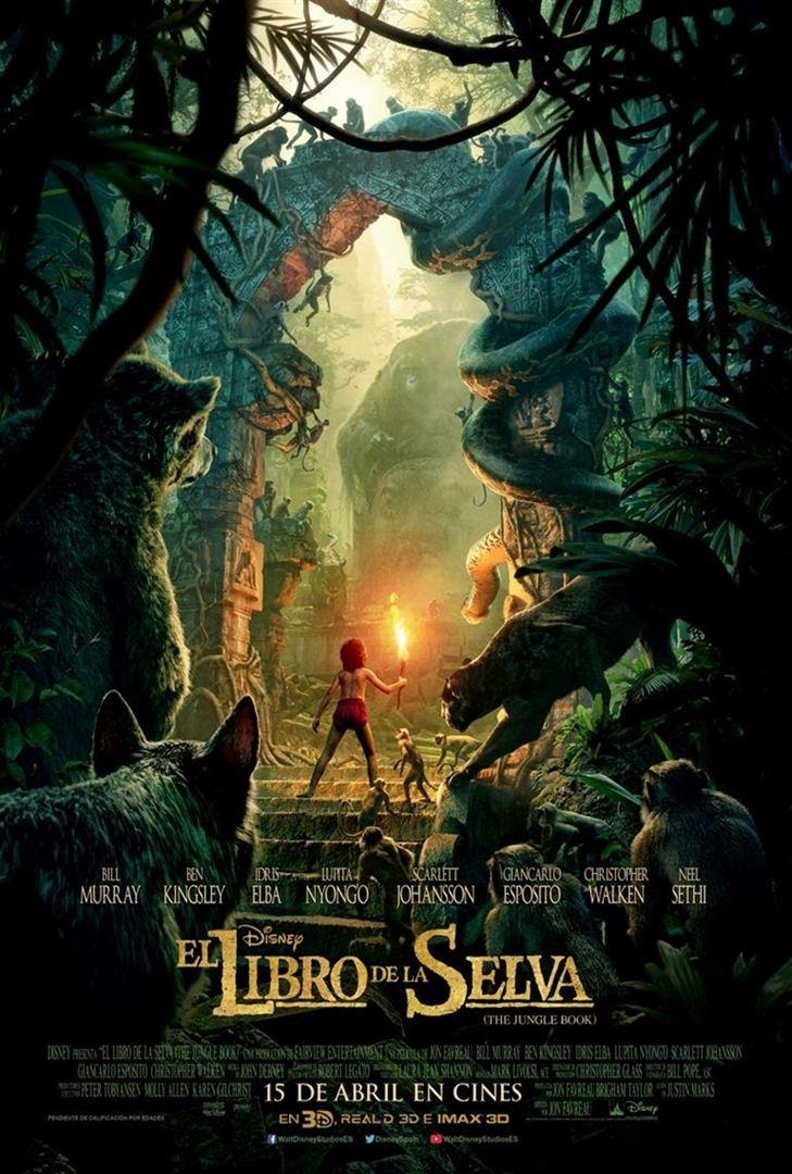 Crítica de cine de El libro de la selva