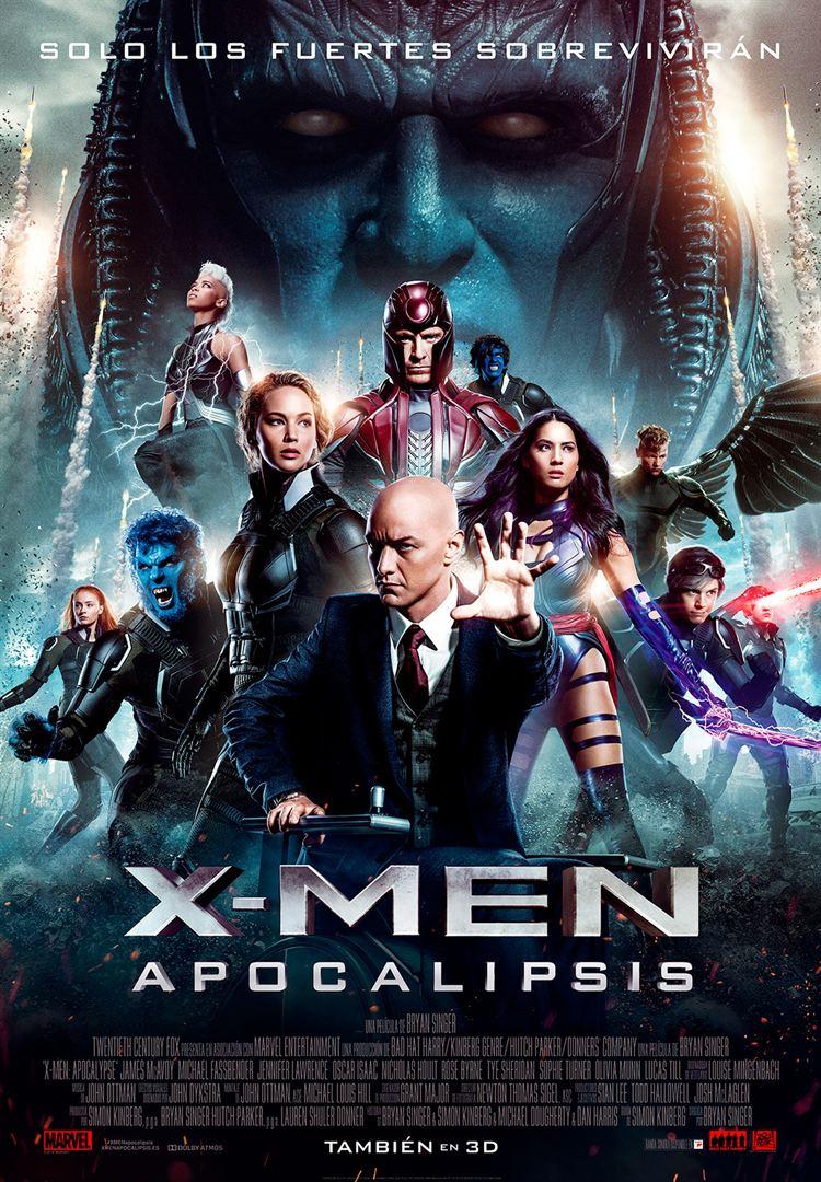 Crítica de la película X-Men: Apocalipsis