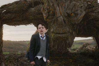 Un monstruo viene a verme, película de J.A. Bayona