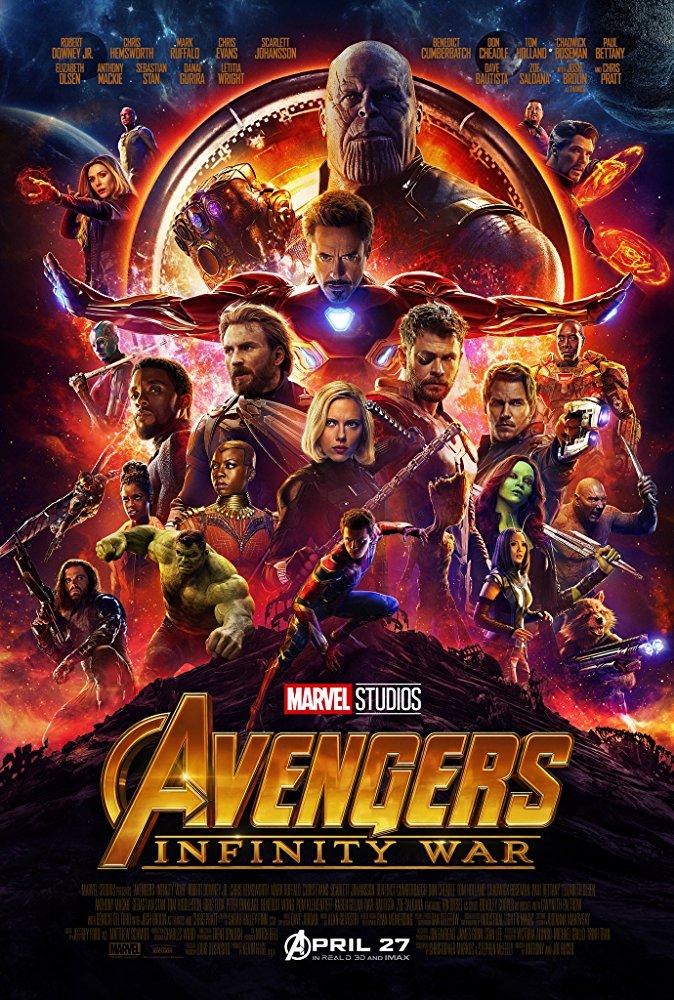 Avengers Infinity War crítica sin spoilers