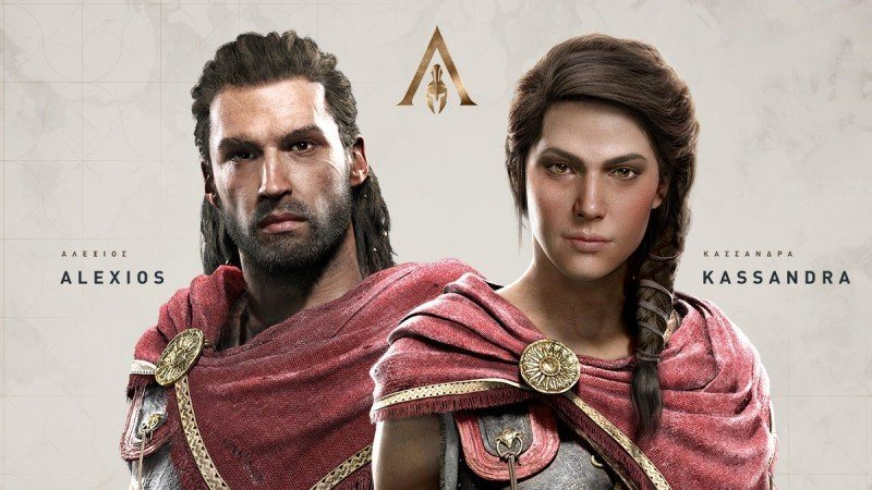 Assassin's Creed Odyssey de Ubisoft
