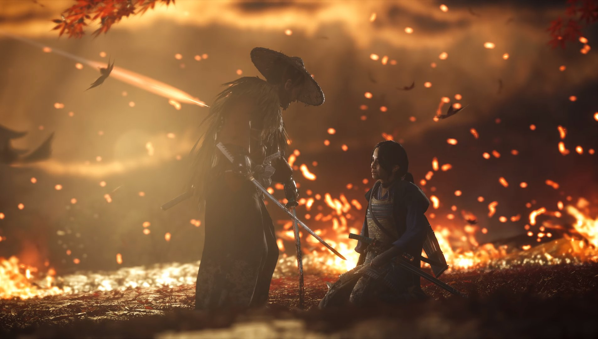 Ghost of Tsushima para PlayStation 4