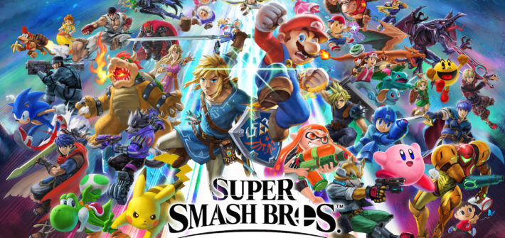 Super Smash Bros Ultimate para Switch